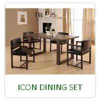 ICON DINING SET